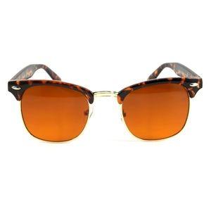 8e195766f0 Cool Fashion Accessories - Retro Blue Blocker Sunglasses Banks Clubmaster